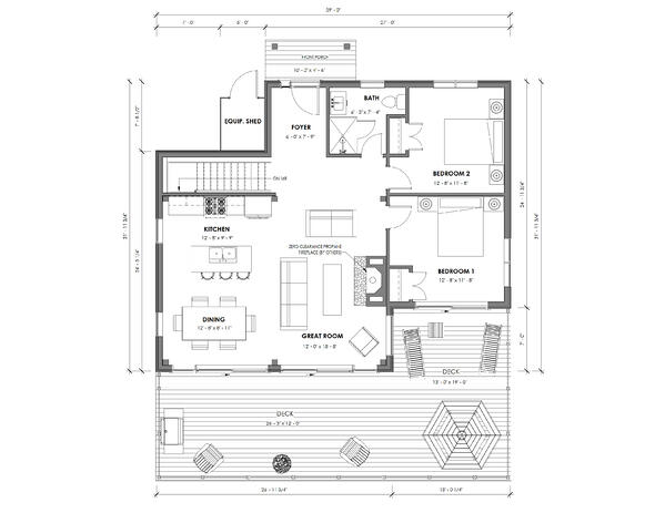 Contemporary-1st Floor