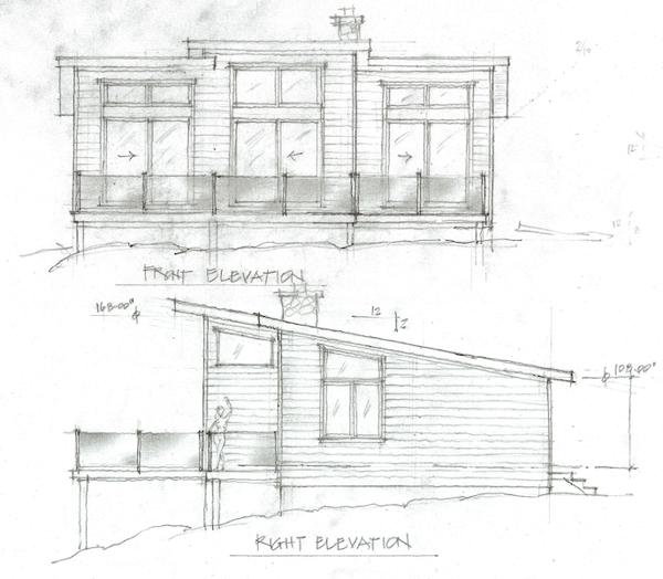 Laurentian Sketch