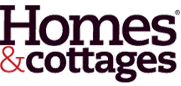 Homes Cottages logo