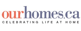 Our Homes logo