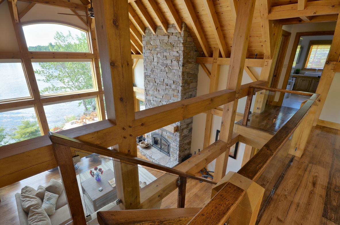 The Real Cost of Building a Timber Frame Home