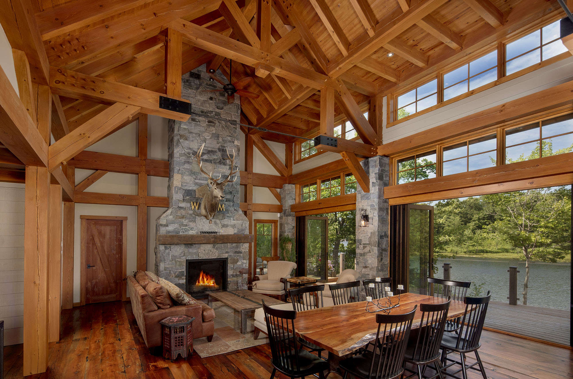 Post and Beam Construction Techniques