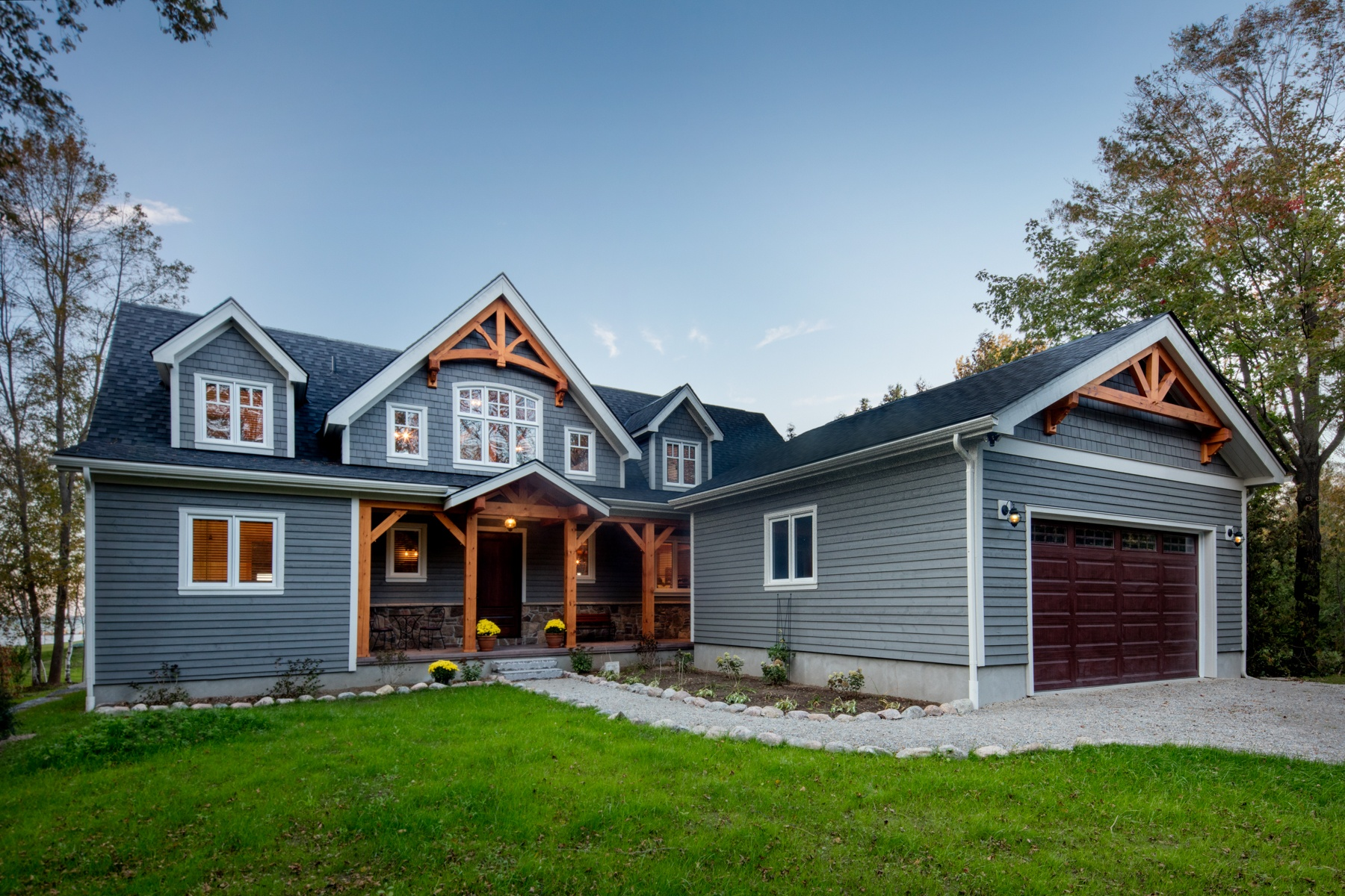 Costs Elements of a Timber Home