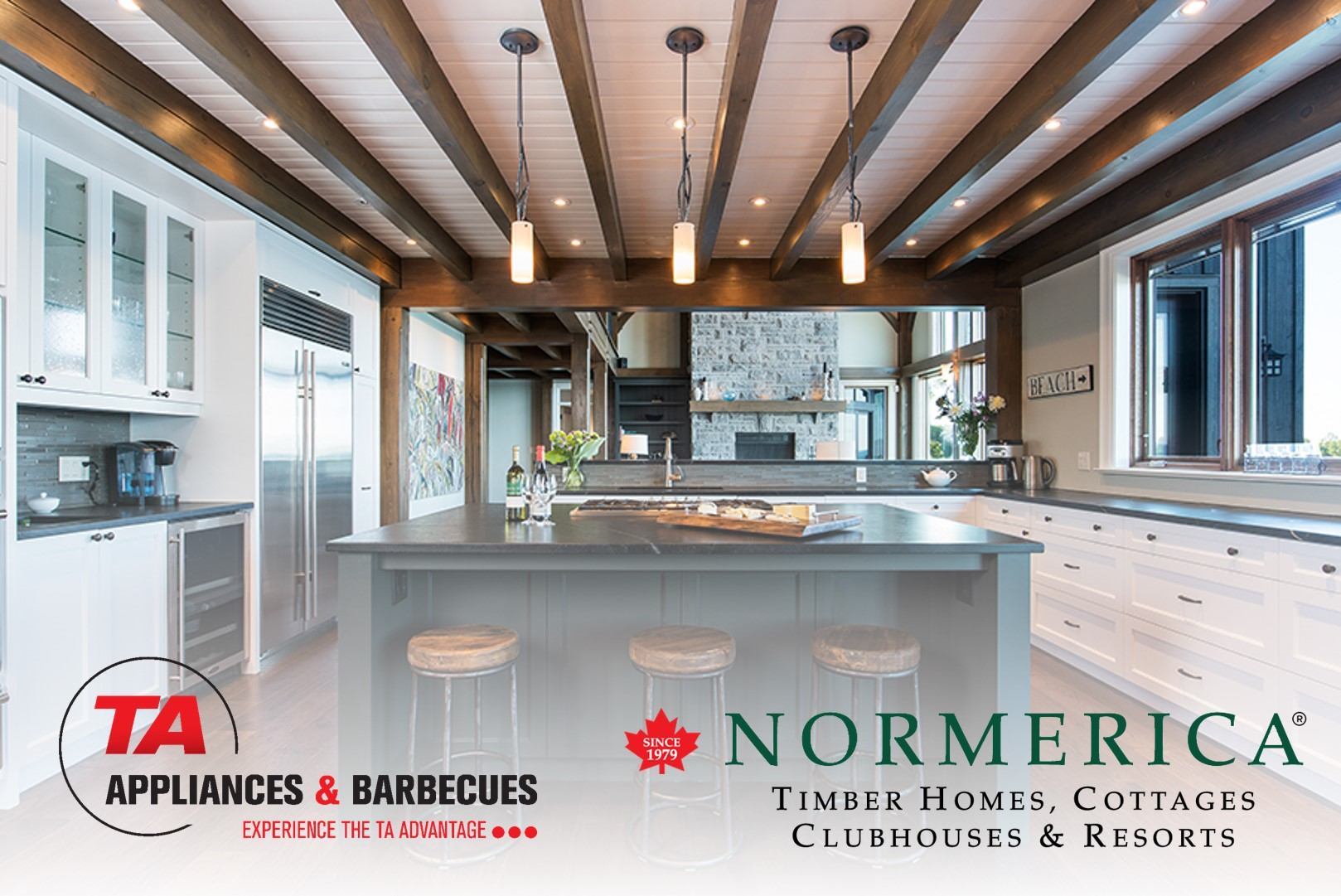 For a limited time: Save on your home appliances with the purchase of a Normerica package