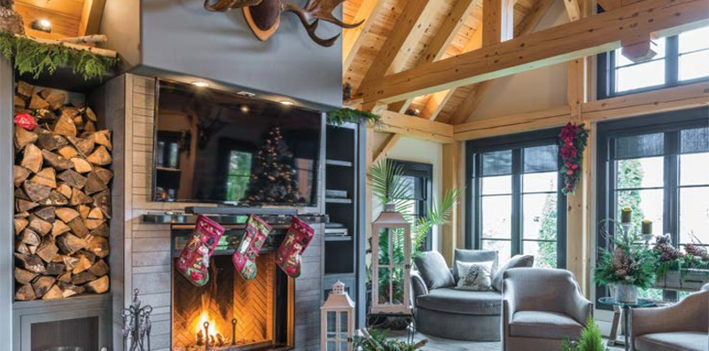 Deck the Halls – Our Homes Magazine, Winter/Holiday 2016-2017