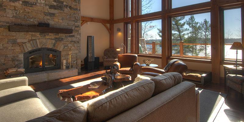 Contemporary Timber Homes