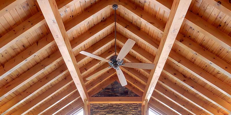 The Strength of Timber Frame Construction