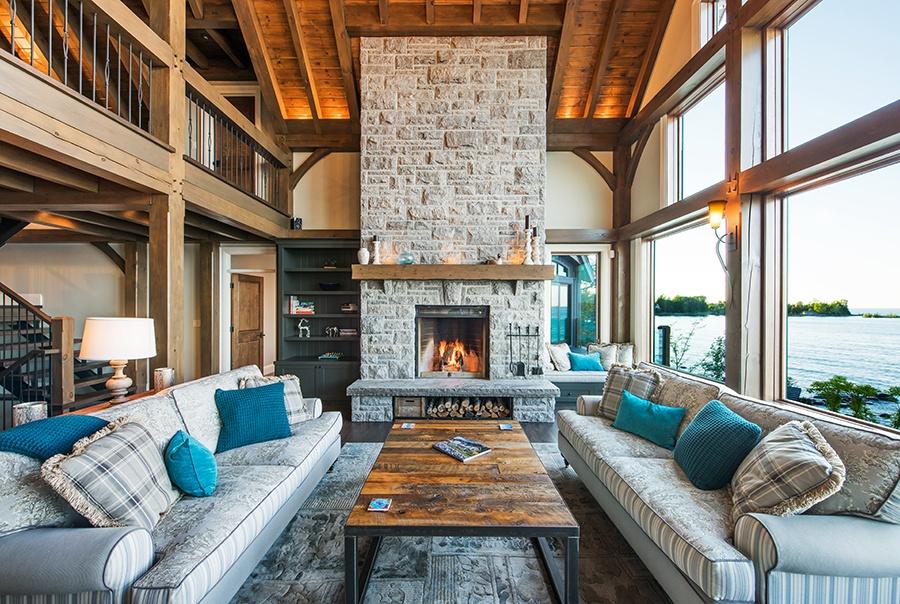 Planning a Timber Frame Cottage? Visit the Spring Cottage Life Show!