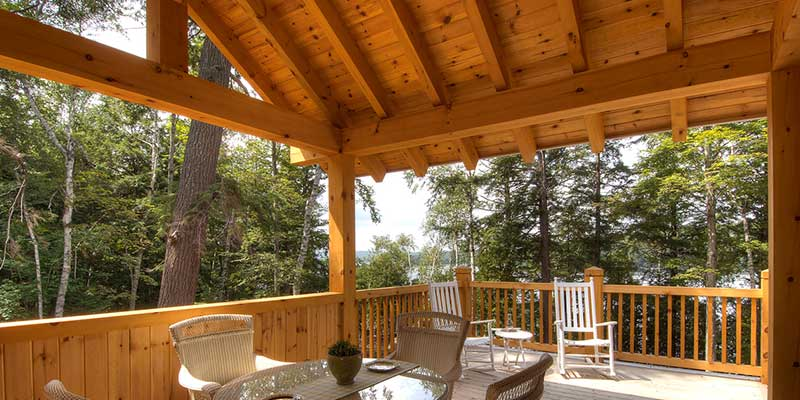 What's Better? Log Home or Timber Frame Construction?