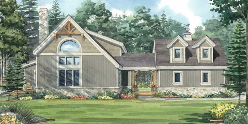 Visit our Corporate Model Home, Barrie, ON